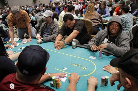 2012 World Poker Tour Borgata Poker Open Day 1a: Robert Boyko Leads