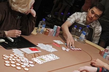 World Poker Tour on FSN: Pros vs. Businessmen in $100,000 Super High Roller