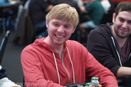 2012-13 World Series of Poker Circuit Bossier City Day 1: Talley Takes Lead to Day 2