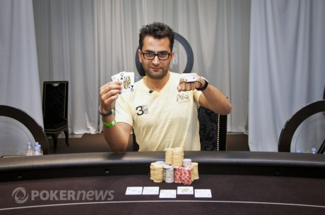 2012 World Series of Poker Europe Day 5: Esfandiari Captures Third Bracelet in Event #2