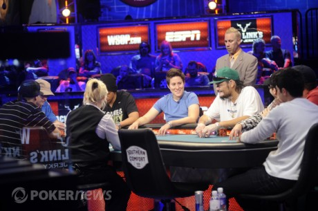 The WSOP on ESPN: Selbst Struggles, Merson Surges on Day 6 of the Main Event