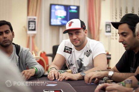 2012 World Series of Poker Europe Day 9: Santos Wins Gold; Mizrachi Leads Main Event