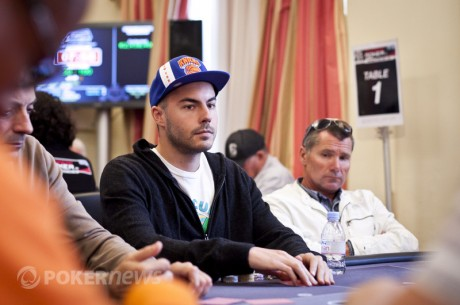 2011 World Series of Poker Europe Winner Elio Fox Talks Poker Tournament Strategy