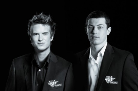 "Full Tilt Poker Adds Tom ""durrrr"" Dwan and Viktor ""Isildur1"" Blom to Roster"