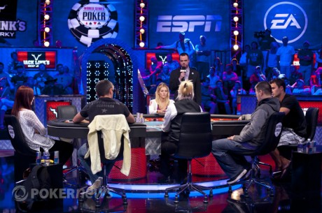 The WSOP on ESPN: Playing Down to the Final Fourteen