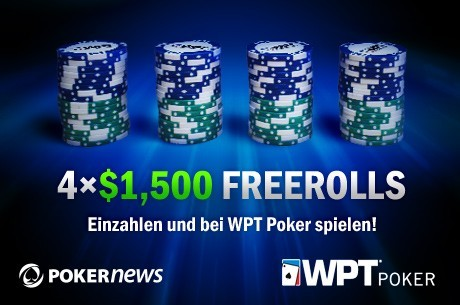 WPT Poker Freerolls