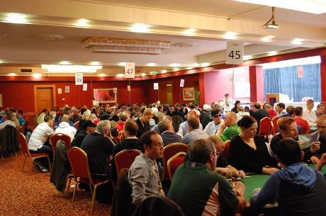 The International Poker Open Kicks Off Today