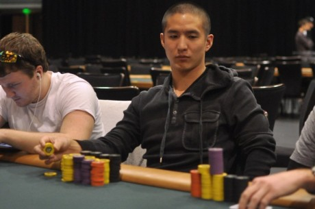 2012-13 World Series of Poker Circuit Horseshoe Hammond Day 1b: Phillip Liou On Top