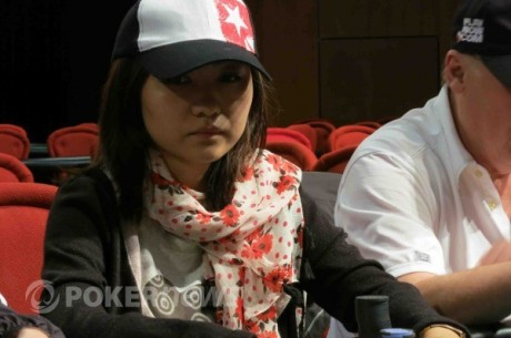 2012-13 World Series of Poker Circuit River Rock Day 1b: Jingjing Liu Takes Charge