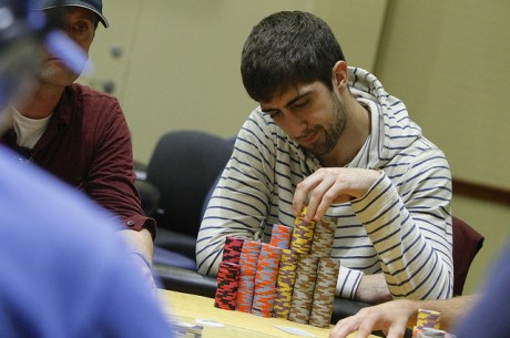 2012 World Poker Tour bestbet Jacksonville Day 2: Joe Elpayaa Leads Final 28