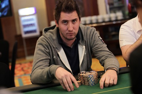 2012 World Poker Tour Mazagan Day 2: Clement Beauvois Leads Final 25