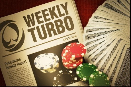 The Weekly Turbo: Michael Phelps at WPT Montreal, PokerStars Smashes Records, and More