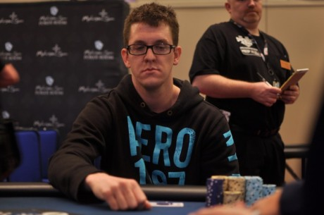 DeepStacks Poker Tour Mohegan Sun National Championship Day 2: Kuba on Top