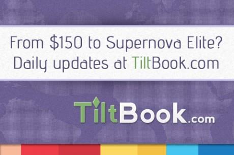 From $150 to SuperNova Elite in Just Eight Months? Follow MASUR0N1KE's Progress on TiltBook.com