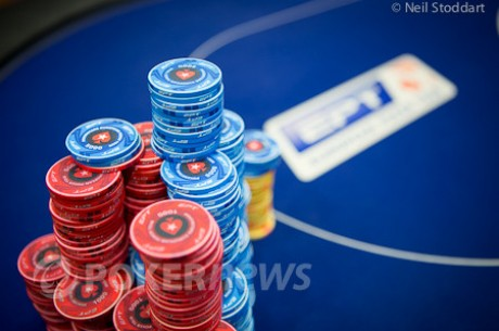 Season 9 PokerStars.net EPT Prague Day 5: Jelassi Leads Main; Mizzi Leads High Roller