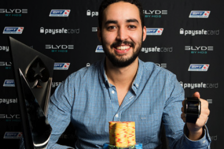 Ramzi Jelassi Wins Season 9 PokerStars.net EPT Prague Main Event