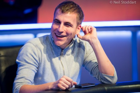 2013 PokerStars Caribbean Adventure $100,000 Super High Roller Day 1: Gruissem Leads