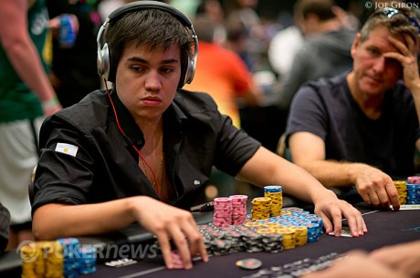 2013 PokerStars Caribbean Adventure Main Event Day 2: Phelps Falls, Godoy Leads & More