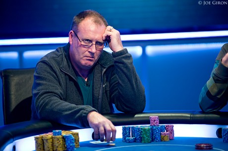 2013 PokerStars Caribbean Adventure Main Event Day 3: Kelly Leads, Serock in Contention