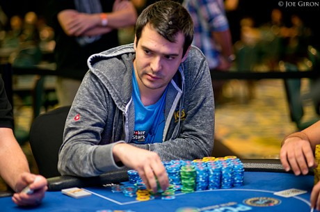 2013 PokerStars Caribbean Adventure Main Event Day 4: Danchev Leads Final 21
