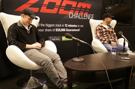 Jason Somerville and Daniel Negreanu
