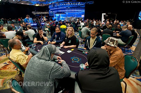 2013 PokerStars Caribbean Adventure High Roller: Nearly 200 Entries; Vladimir Troyanovsky Leads