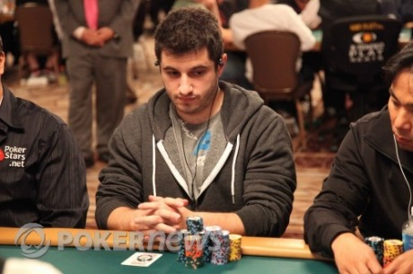 The Online Railbird Report: Galfond & Blom Experience Million-Dollar Swings