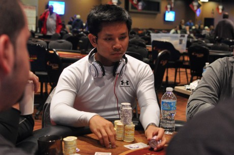 2012-13 WSOP Circuit Choctaw Durant Day 1b: Nguyen Among Leaders of Record Field