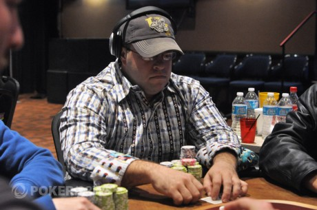 2012-13 WSOP Circuit Choctaw Durant Day 2: Jeff Fielder Leads Final 15
