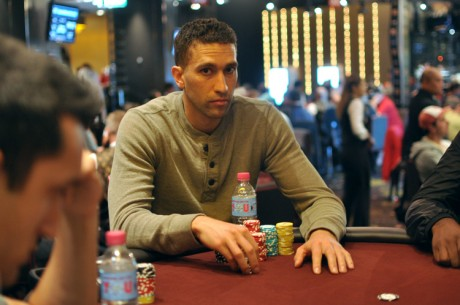 2013 Aussie Millions Main Event Day 1b: Rusnak Tops the Pack