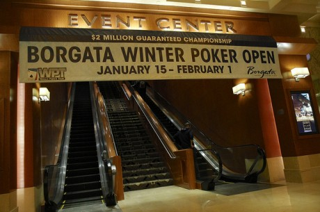 2013 WPT Borgata Winter Poker Open Day 1b: Mark Ketteringham Takes Overall Lead