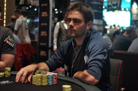 2013 Aussie Millions Main Event Day 2: James Obst Leads; Antonius and Ivey in the Hunt
