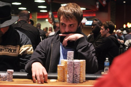 2012-13 WSOP Circuit Harrah's Tunica Day 1a: Campanello Leads