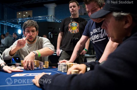 2013 PokerStars.fr EPT Deauville Main Event Day 3: Shahaf Hadaya Leads The Way
