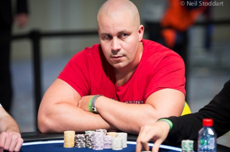 2013 PokerStars.fr EPT Deauville Day 1b: David Ostrom Takes Control