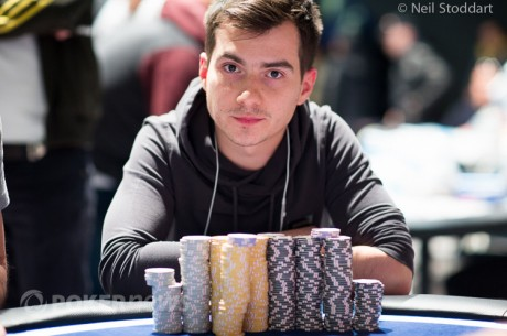 2013 PokerStars.fr EPT Deauville Main Event Day 2: Andrei Stoenescu Emerges as Chip Leader