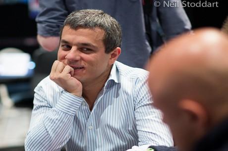 PokerStars.fr EPT Deauville High Roller Day 1: Vladimir Troyanovski Leads a Star-Studded Field