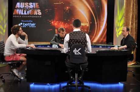 Five Thoughts: Team Germany, Negreanu's Good Heart, and More