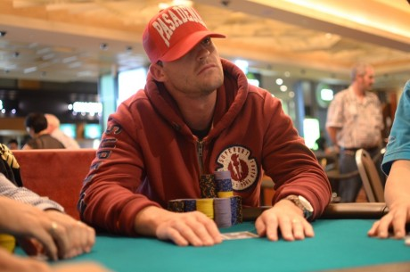 2013 PokerStars.net ANZPT Season 5 Perth Day 2: James Broom Cleans Up
