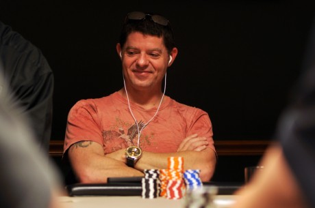 2012-13 WSOP Circuit Palm Beach Kennel Club Day 1: Mike Bennett Leads