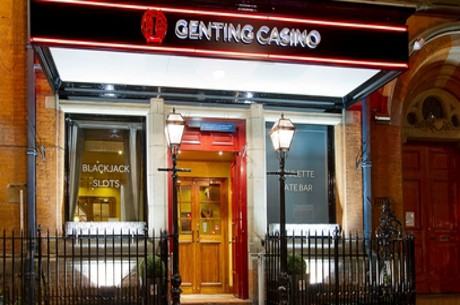 Genting Casino at Friar Gate, Derby