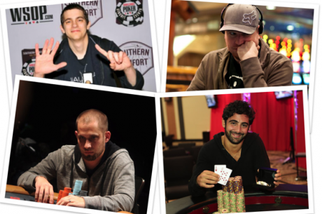 Successful Circuit Pros Talk WSOP Circuit, Taking Shots and the Next Step