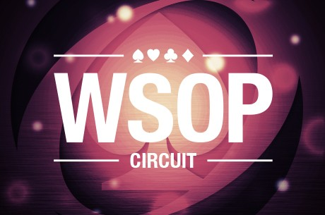2012-13 WSOP Circuit Caesars Atlantic City Day 2: McKeehen Leads Final 19