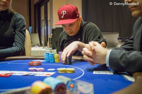 2013 PokerStars.com EPT London High Roller Day 1: Paul Volpe's Hot Streak Continues