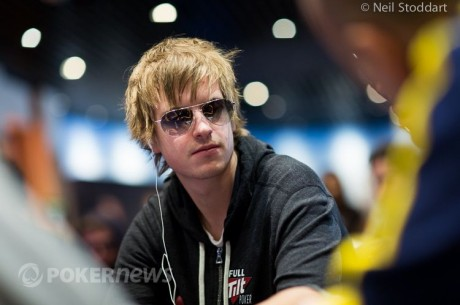 The Online Railbird Report: Blom Becomes 2013's Biggest Winner; Ivey Week's Big Loser