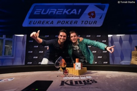Bart Lybaert Wins Eureka Poker Tour Czech Republic Main Event for €115,000