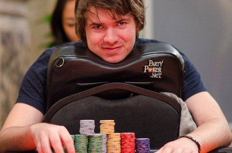 2013 World Poker Tour Venice Grand Prix Day 1a: Behm Leads; Rettenmaier Second