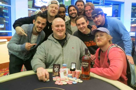 Jonathan Taylor Wins 2012-13 WSOP Circuit Lodge Casino Main Event