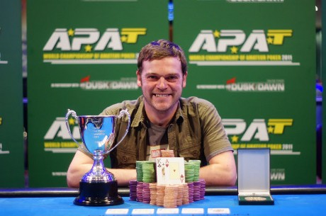 APAT World Championship Of Amateur Poker Begins Thursday