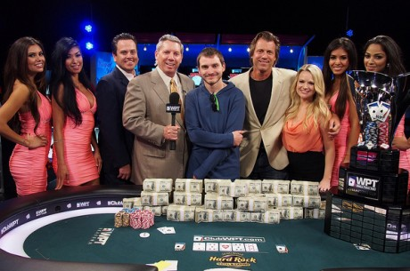 "Kevin ""1sickdisease"" Eyster Wins 2013 World Poker Tour Seminole Hard Rock Showdown"